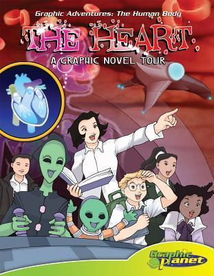 The Heart: A Graphic Novel Tour  by  Joeming Dunn