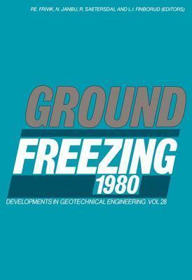 Ground Freezing 1980 P.E. Frivik