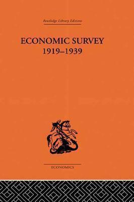 Economic Survey  by  W. Arthur Lewis