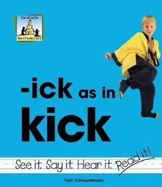 Ick as in Kick Pam Scheunemann