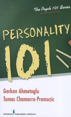 Personality 101  by  Gorkan Ahmetoglu