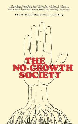 The No-Growth Society Mancur Olsen