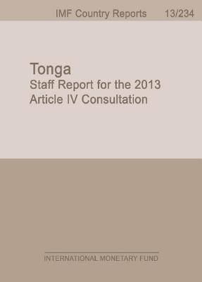 Tonga: 2013 Article IV Consultation International Monetary Dept