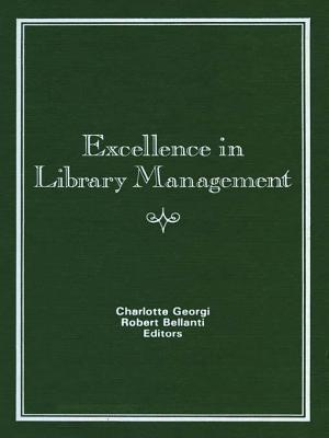 Excellence in Library Management Charlotte Georgi