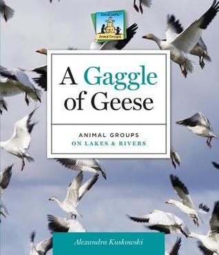 A Gaggle of Geese: Animal Groups on Lakes & Rivers  by  Alex Kuskowski