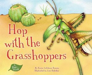 Hop with the Grasshoppers  by  Karen Latchana Kenney