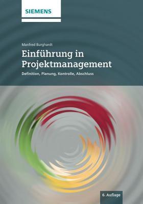 Projektmanagement  by  Manfred Burghardt  IV