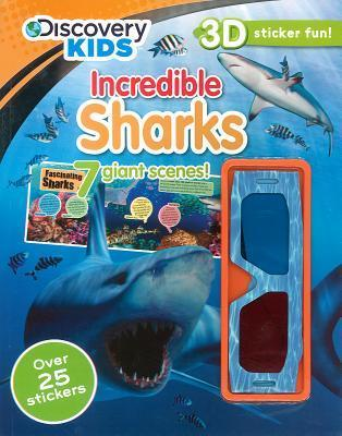 Discovery - Incredible Sharks Parragon Publishing