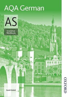 Aqa as German Grammar Workbook David Riddell