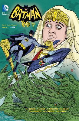 Batman 66 Vol. 2  by  Jeff Parker