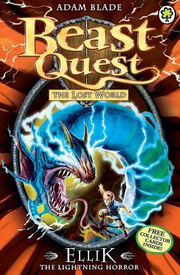 Ellik the Lightning Horror (Beast Quest, #41) Adam Blade