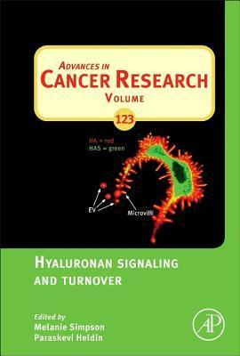 Hyaluronan Signaling and Turnover  by  Melanie Simpson