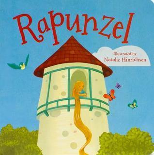 Rapunzel  by  Natalie Hinrichsen
