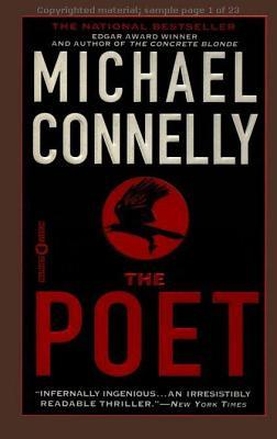 Poet, The: A Novel  by  Michael Connelly