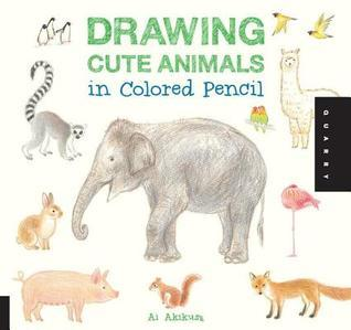 Drawing Cute Animals in Colored Pencil  by  Ai Akikusa