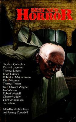 Best New Horror Campbell Ramsey Jones Stephen