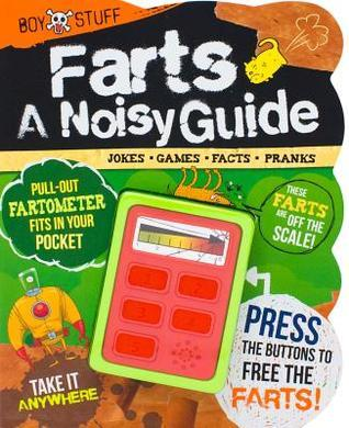 Farts: A Noisy Guide  by  Parragon Publishing