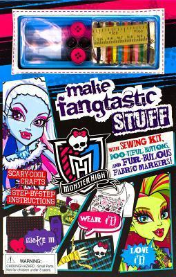 Monster High Make Fangtastic Stuff  by  Parragon Publishing