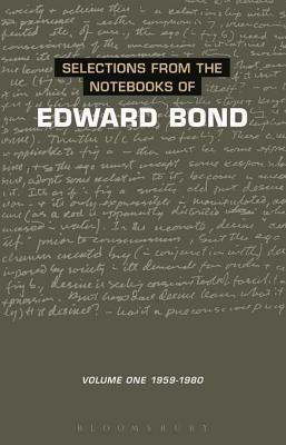 Notebooks of Edward Bond: 1959-1980  by  Edward Bond
