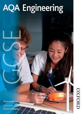 Aqa Gcse Engineering. Students Book  by  Paul    Anderson