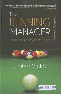 Winning Manager Walter Vieira