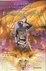 Il Principe Caspian  by  C.S. Lewis