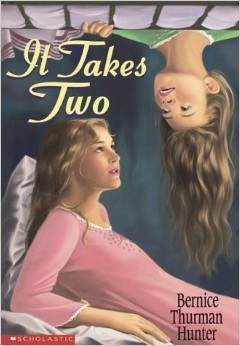 It Takes Two (Taylor Twins, #2)  by  Bernice Thurman Hunter