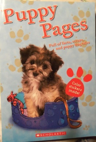 Puppy Pages  by  Sarah Delmege