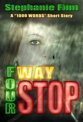 Four-Way Stop  by  Stephanie Bibb