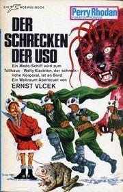 Der Schrecken der USO  by  Ernst Vlcek