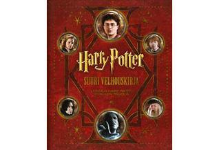 Harry Potter: Suuri velhouskirja  by  Brian Sibley