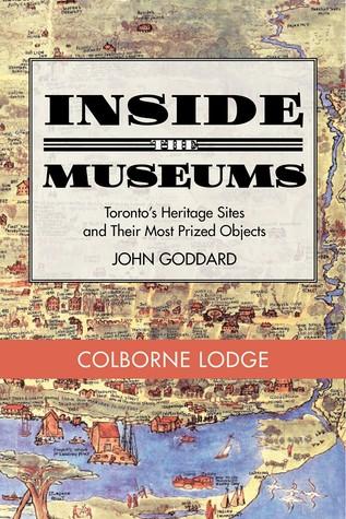 Inside the Museum Colborne Lodge  by  John Goddard