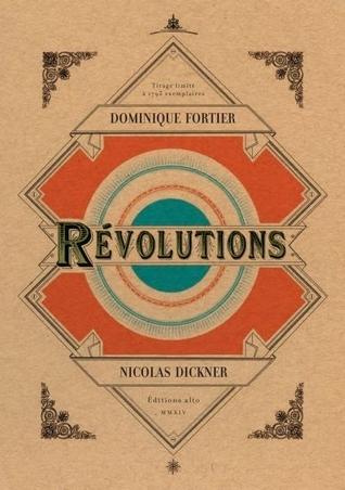 Révolutions  by  Nicolas Dickner