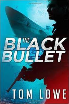 The Black Bullet (Sean OBrien, #4)  by  Tom  Lowe