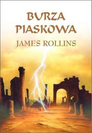 Burza piaskowa  by  James Rollins