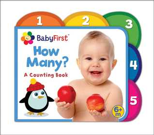 BabyFirst How Many?: A Counting Book  by  BabyFirst