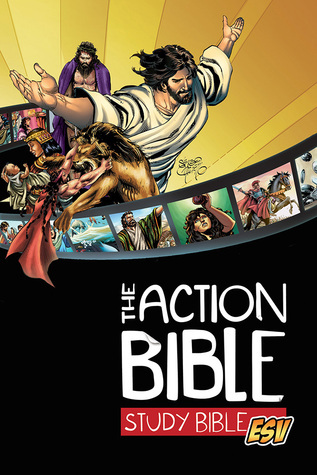 The Action Bible Study Bible ESV  by  David C. Cook