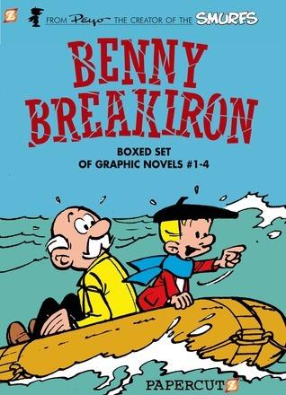 Benny Breakiron Boxed Set: Vol. #1-4  by  Peyo