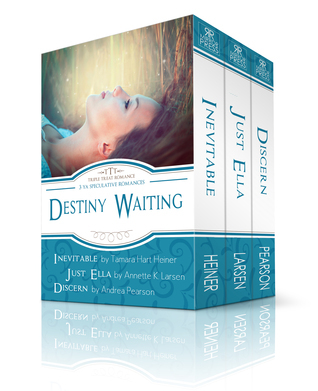 Destiny Waiting  by  Tamara Hart Heiner