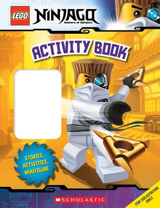 LEGO Ninjago: Activity Book With Minifigure (Nov)  by  Ameet Studio