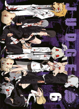 Judge 6 (Judge #6)  by  Yoshiki Tonogai