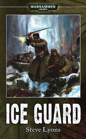 Ice Guard Steve Lyons