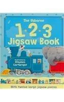 1-2-3 Jigsaw Book  by  Felicity Brooks