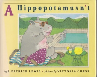 A Hippopotamusnt  by  J. Patrick Lewis