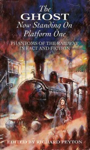 The Ghost Now Standing On Platform 1 Richard Peyton