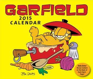 Garfield 2015 Day-to-Day Calendar Jim Davis
