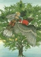 La alondra cantarina y saltarina Jacob Grimm
