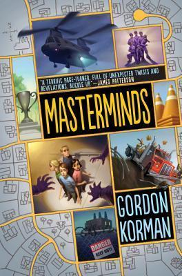 Masterminds (Masterminds #1) Gordon Korman