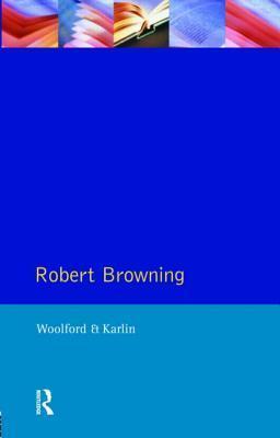 Robert Browing  by  John Woolford