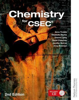 Chemistry for Csec Anne Tindale